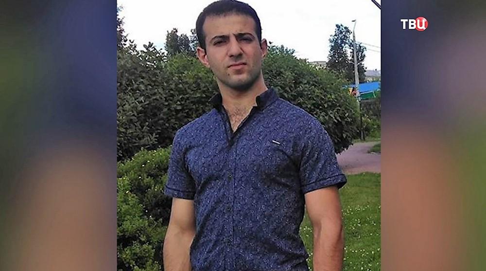 25-летний гражданин Армении Альберт Епремян