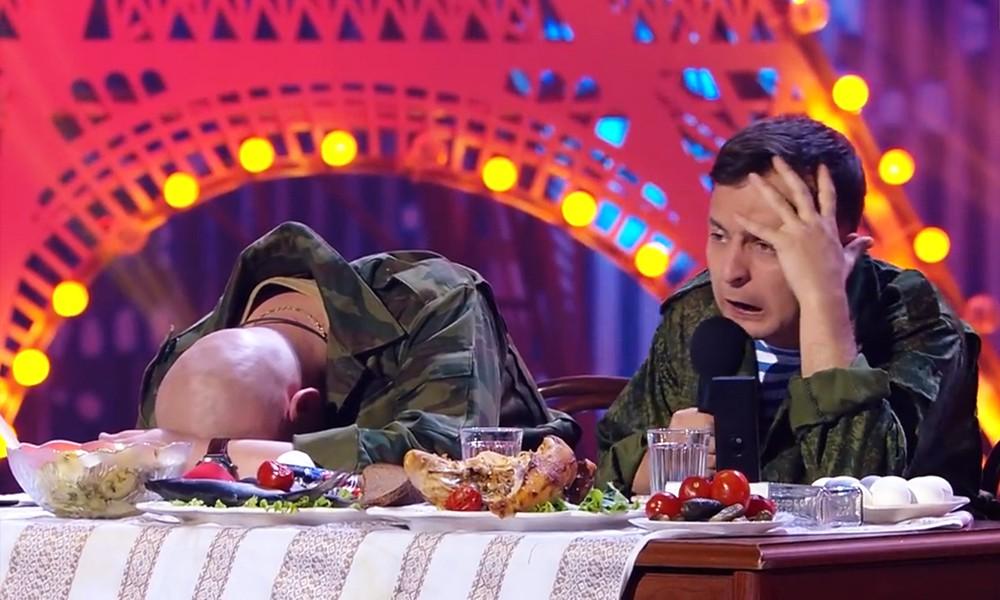 Актер Владимир Зеленский