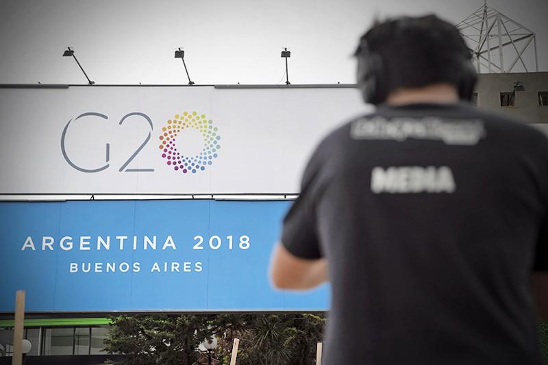 Подготовка к саммиту G20 в Аргентине
