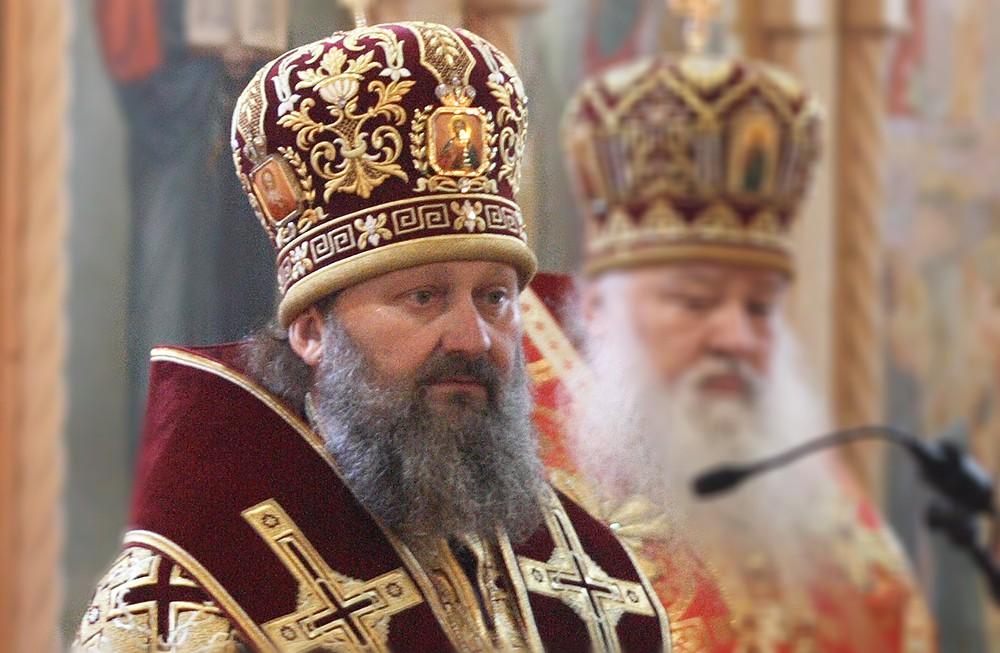 Наместник Киево-Печерской лавры митрополит Павел (Лебедь)