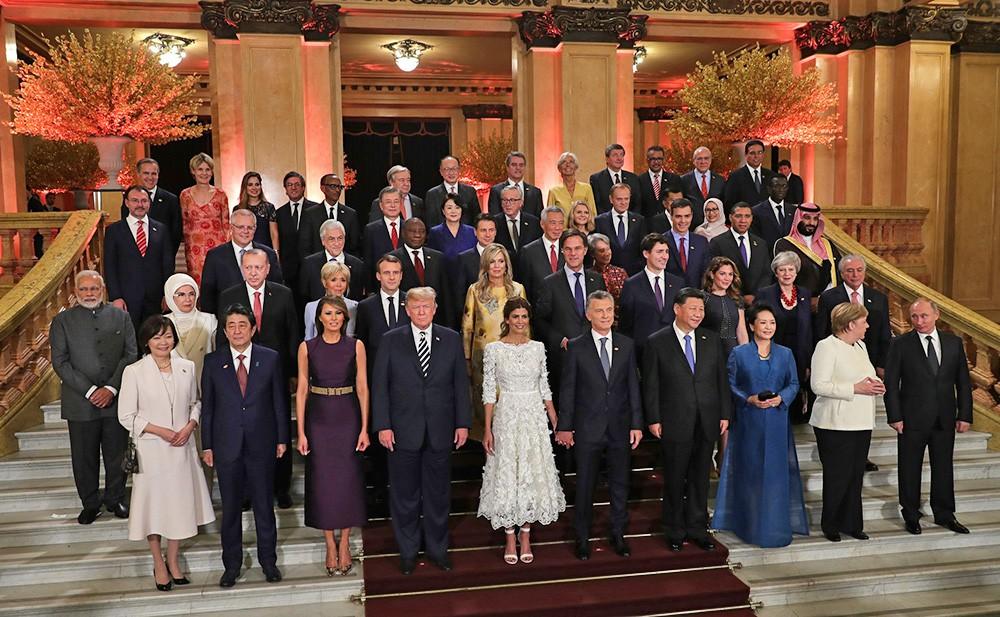Торжественный концерт для участников саммита G20