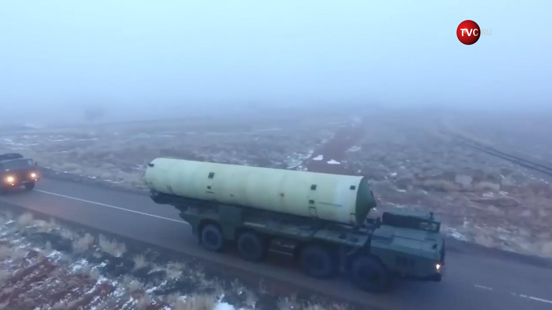 Ракета системы противоракетной обороны (ПРО)