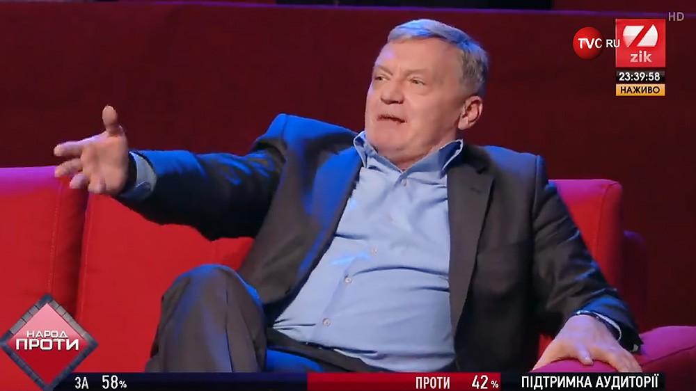 Замминистра Украины Юрий Грымчак