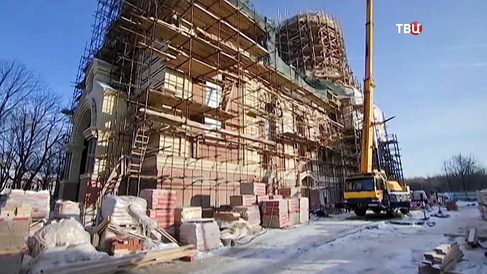 Храм в честь святителя Спиридона Тримифунтского в Коптево