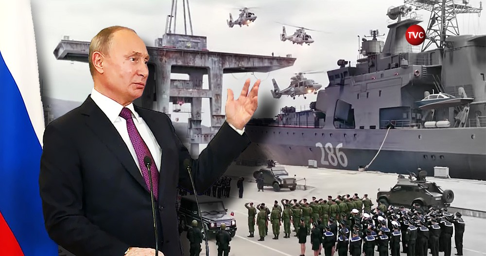 "Владимир Путин о фильме ""Хантер Киллер"""