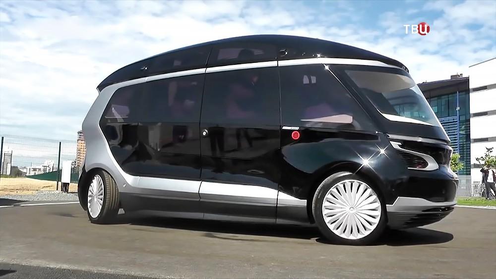 Беспилотный транспорт