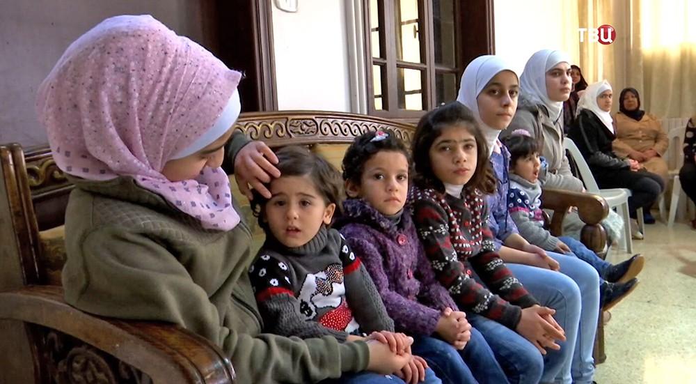 Сирийские сироты