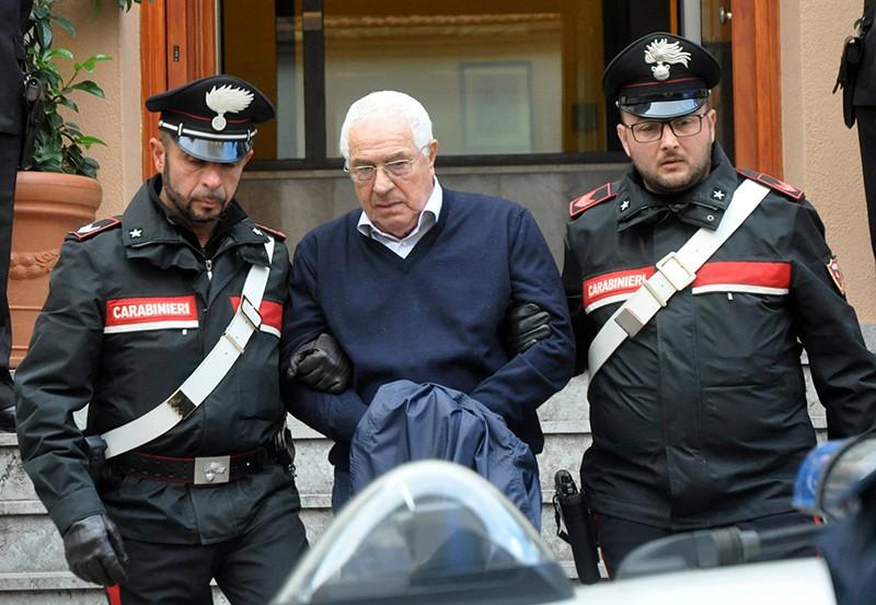Главарь итальянской мафии Сеттимоно Минео