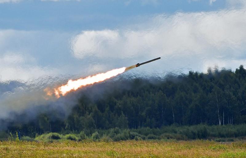 Ракета малой дальности