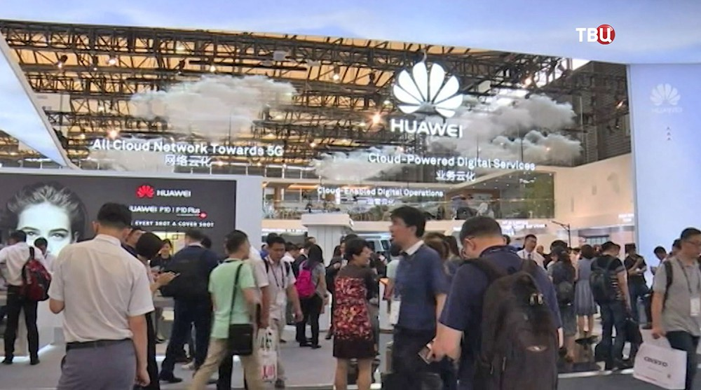 Здание Huawei