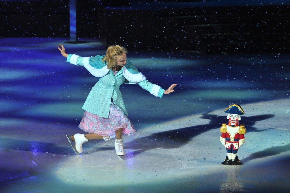 """Театральная постановка новогодней сказки """"Щелкунчик и мышиный король»"""""""