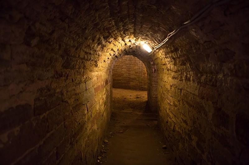 Старинный подвал