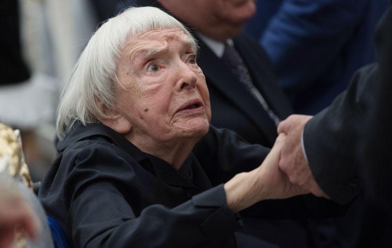 Людмила Алексеева умерла на 92-м году жизни
