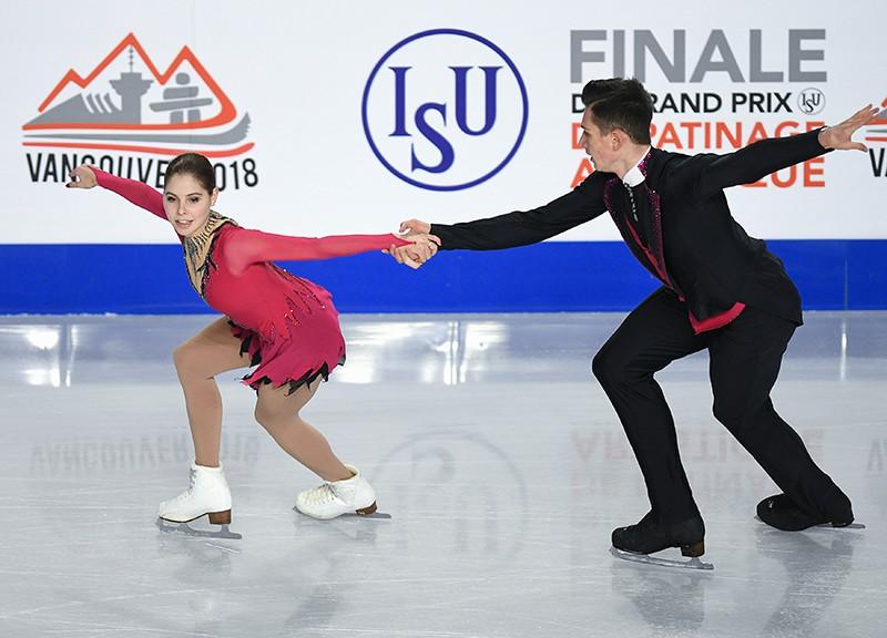 Анастасия Мишина и Александр Галлямов (Россия)