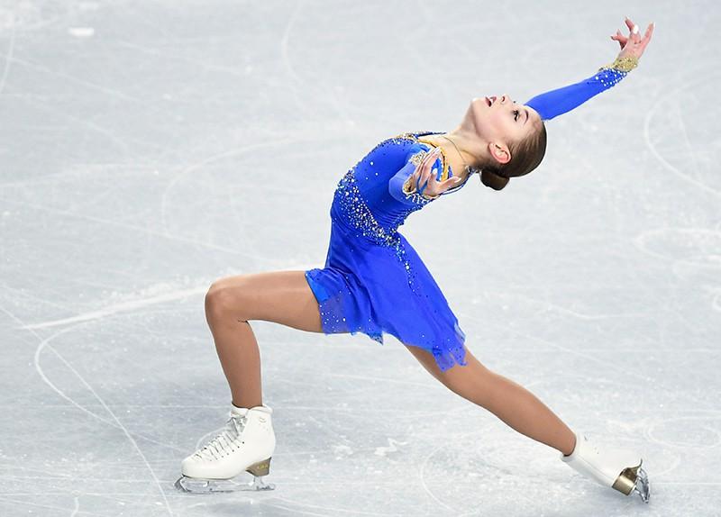 Алёна Косторная (Россия)