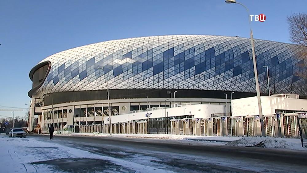 """Стадион """"Динамо"""" после реконструкции"""