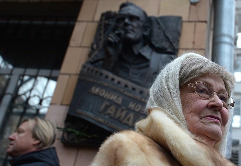 Вдова Леонида Гайдая актриса Нина Гребешкова