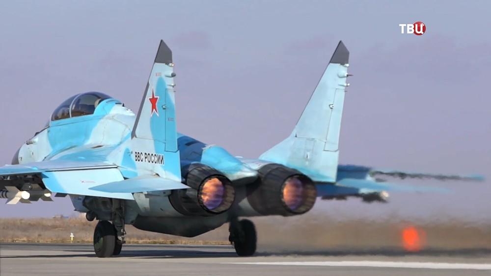 Истребители МиГ-35