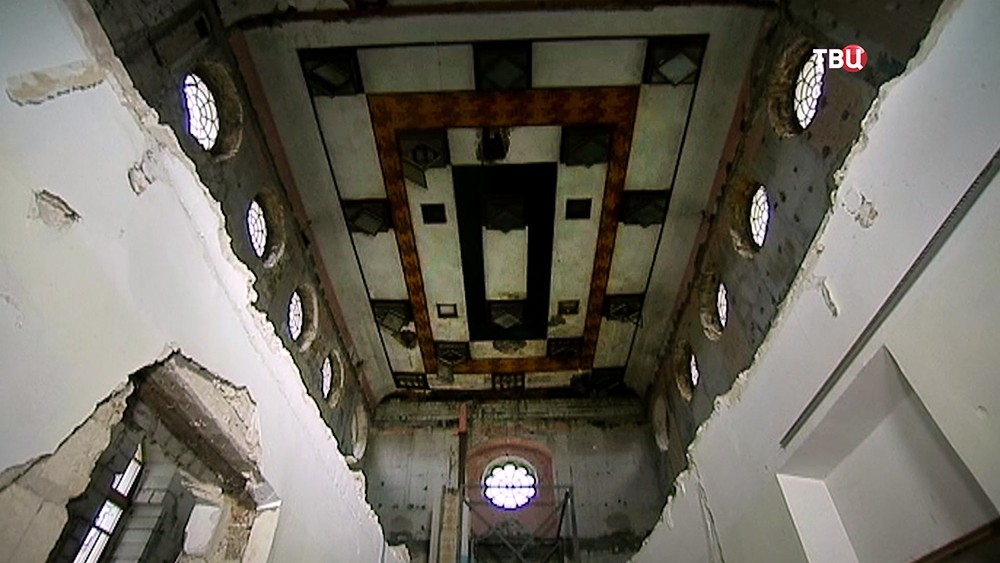 Молитвенный дом караимов в Крыму