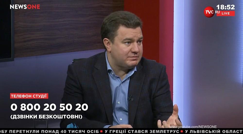 Бондарь Виктор, народный депутат Украины