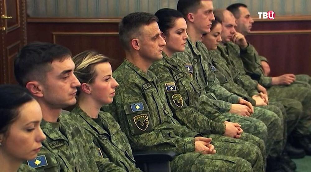 Армия Косова