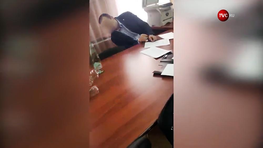 Начальник Белорецкого лесничества Башкортостана упал в обморок