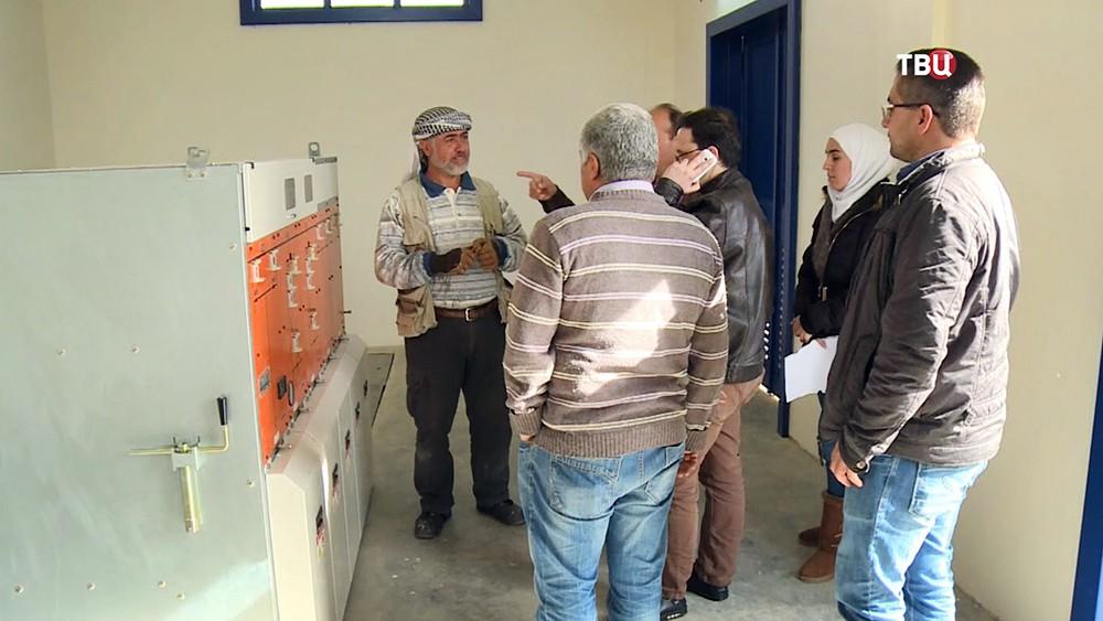 Сирийские бизнесмены