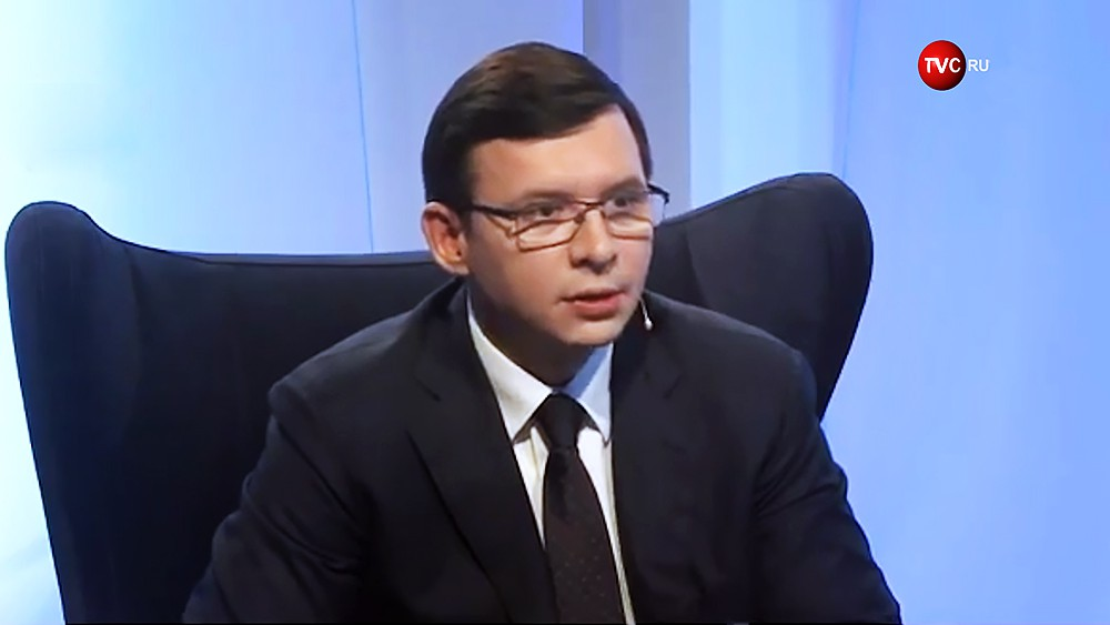 Депутат Верховной Рады Евгений Мураев