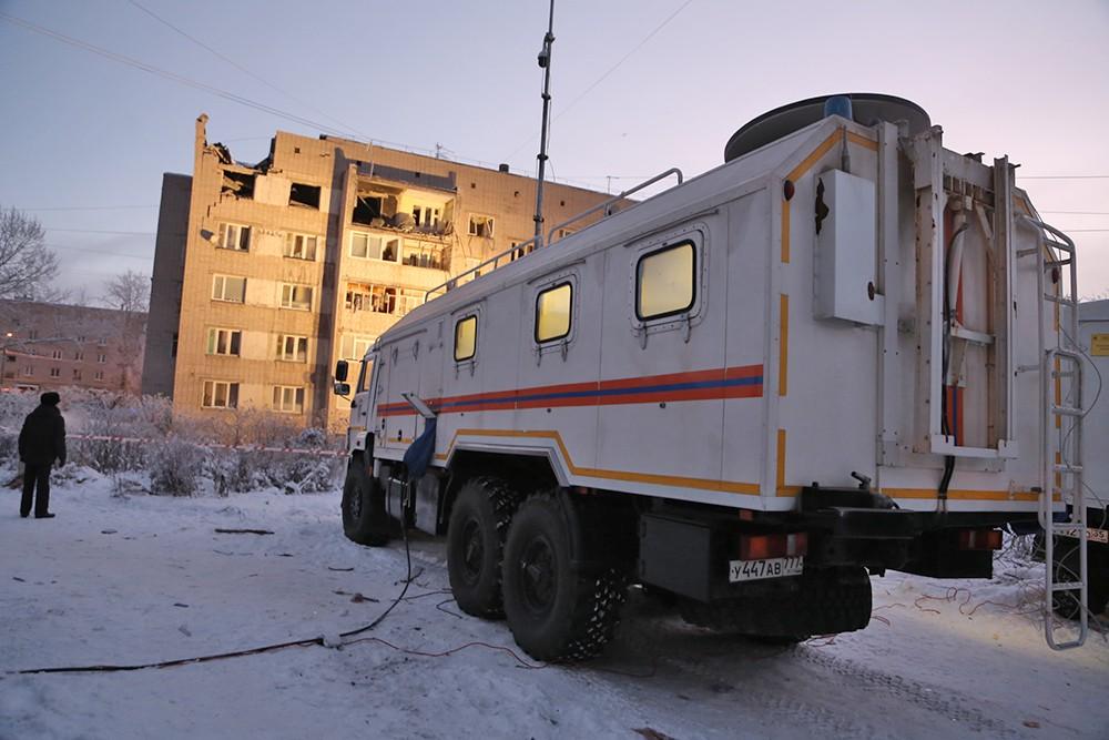 Взрыв газа в доме в Вологодской области