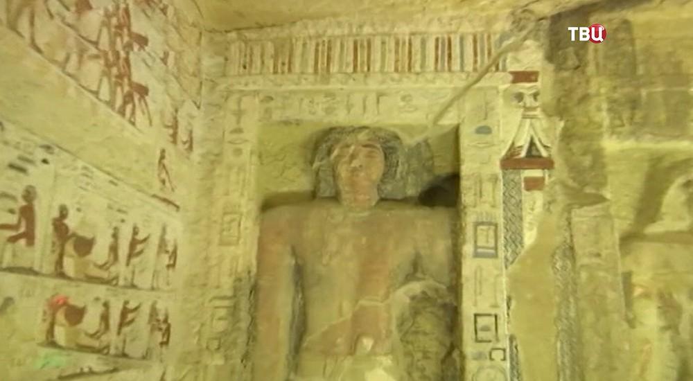 Гробница в Египте