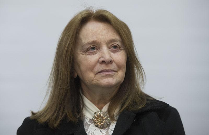 Народная артистка РФ Маргарита Терехова
