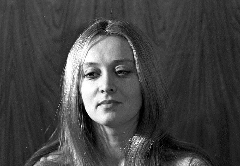 Актриса театра и кино Маргарита Борисовна Терехова.