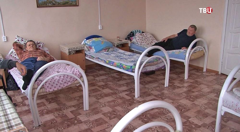 Отремонтированная больничная палата