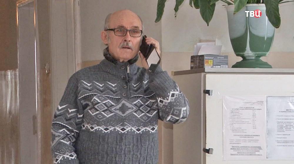 Спонсор Василий Найденко