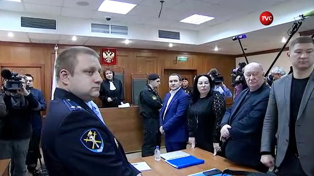 Суд по делу Павла Мамаева и Александра Кокорина