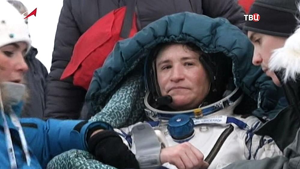 Астронавт США Серина Ауньён-Чэнселлор