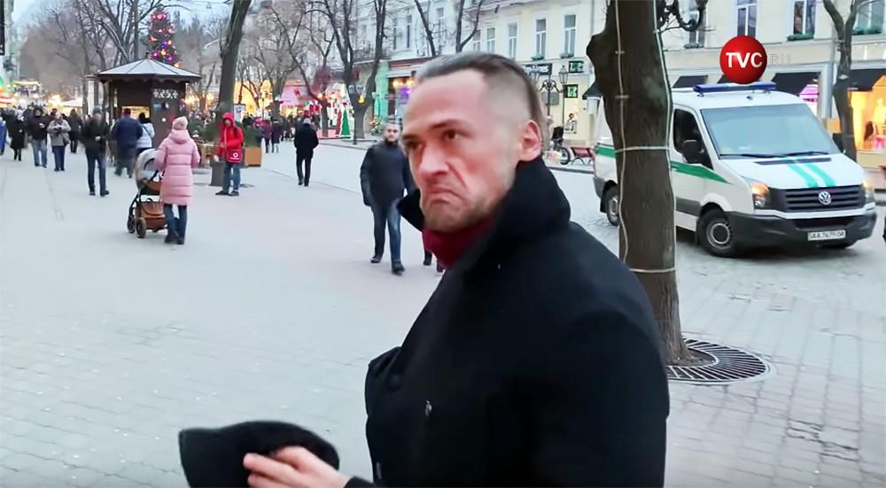 Актёр Анатолий Пашинин
