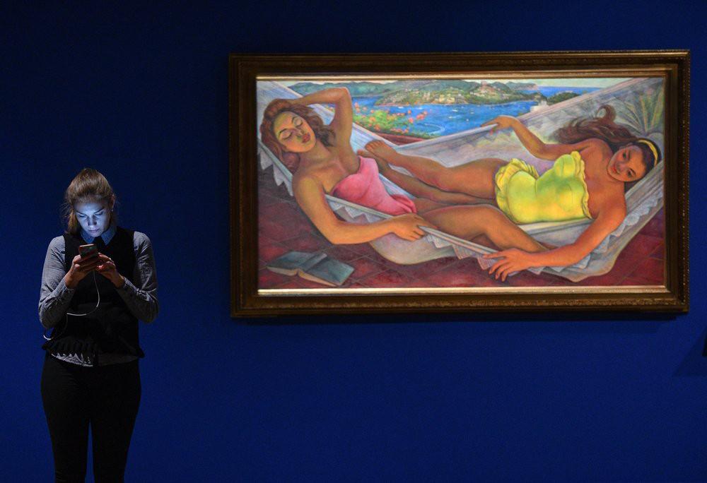 """Выставка """"Viva la Vida. Фрида Кало и Диего Ривера"""""""