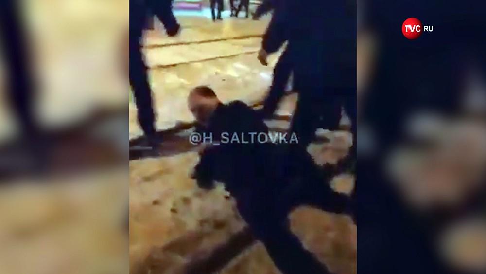 Драка в Харькове