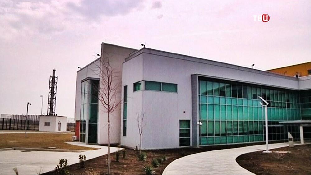 Био-химическая лаборатория США в Грузии