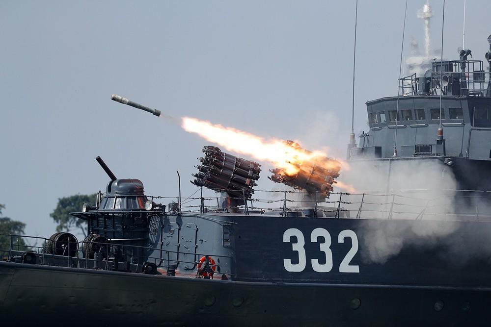 Ракетные крейсеры ВМФ России