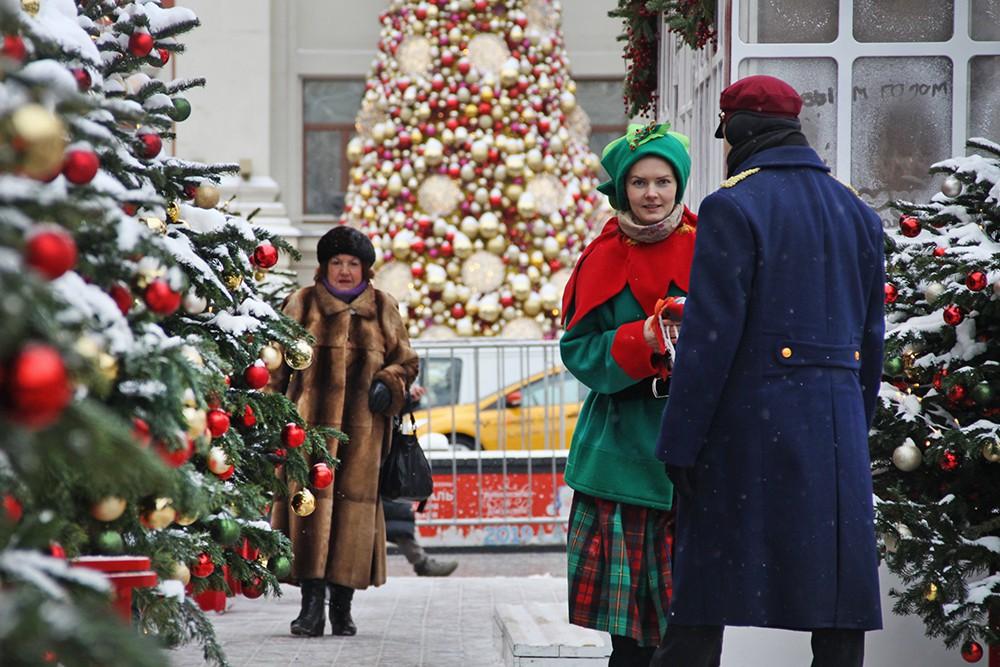 """Фестиваль """"Путешествие в Рождество"""""""