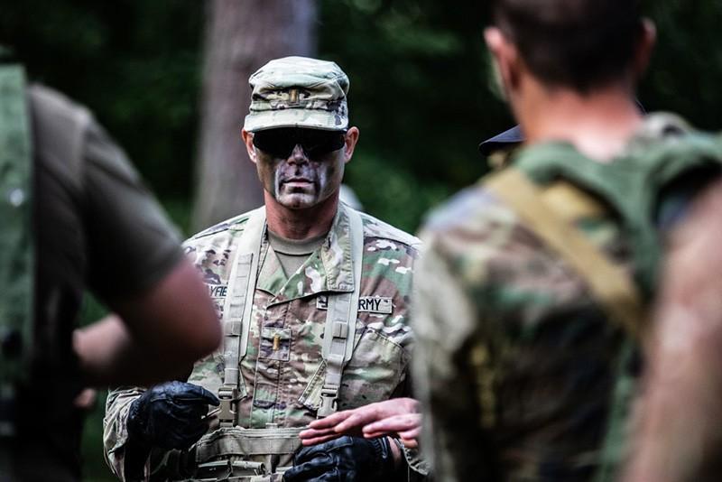 Инструктор армии США