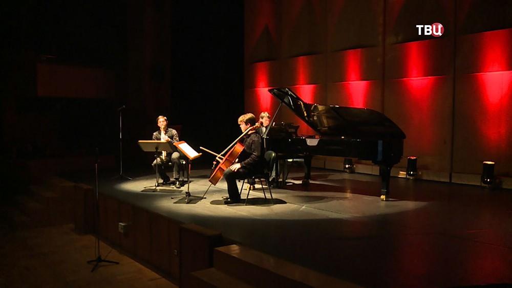 Концерт в Сирии