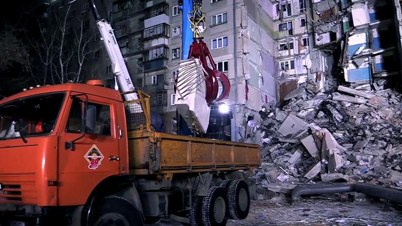 Взрыв в Магнитогорске изменил планы Путина