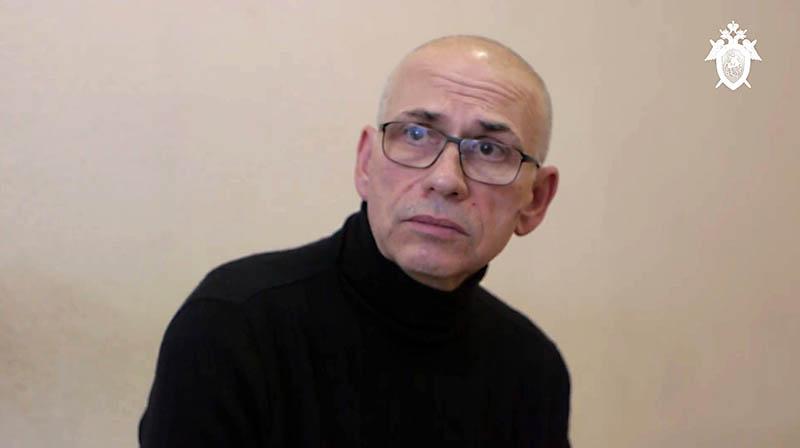 Экс-министр финансов Подмосковья Алексей Кузнецов
