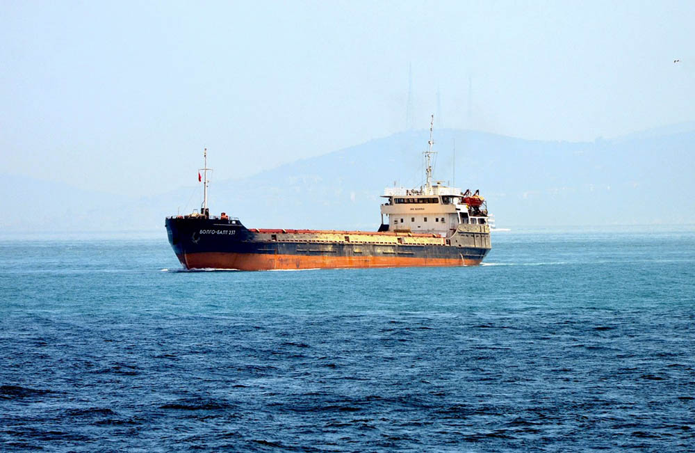 "Грузовое судно ""Волго-Балт"""