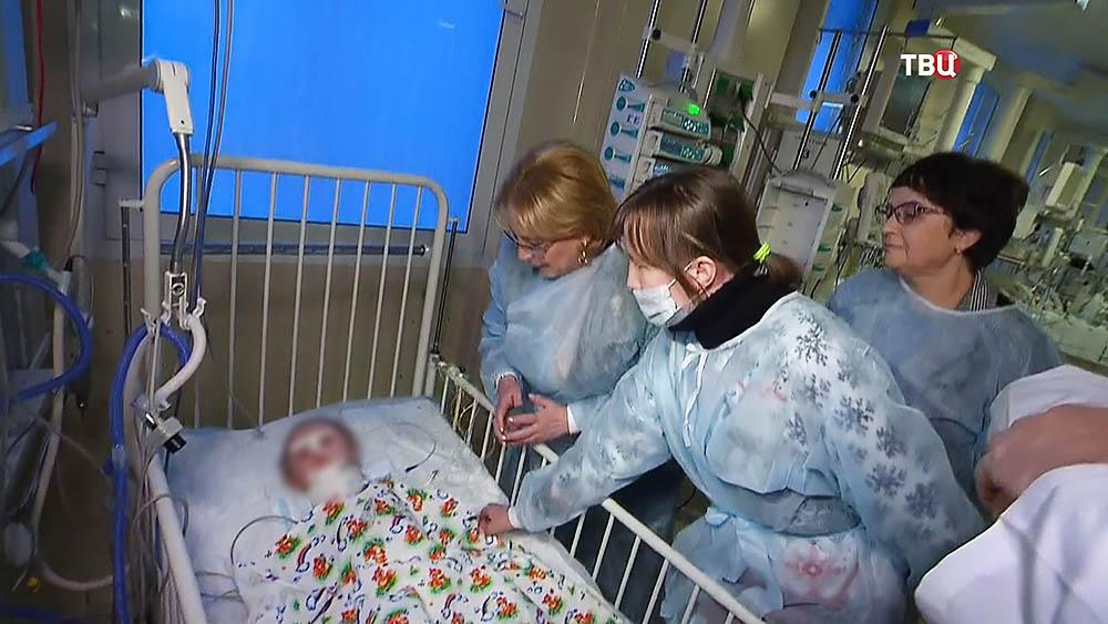 Ваня Фокин, спасенный из-под завалов жилого дома в Магнитогорске