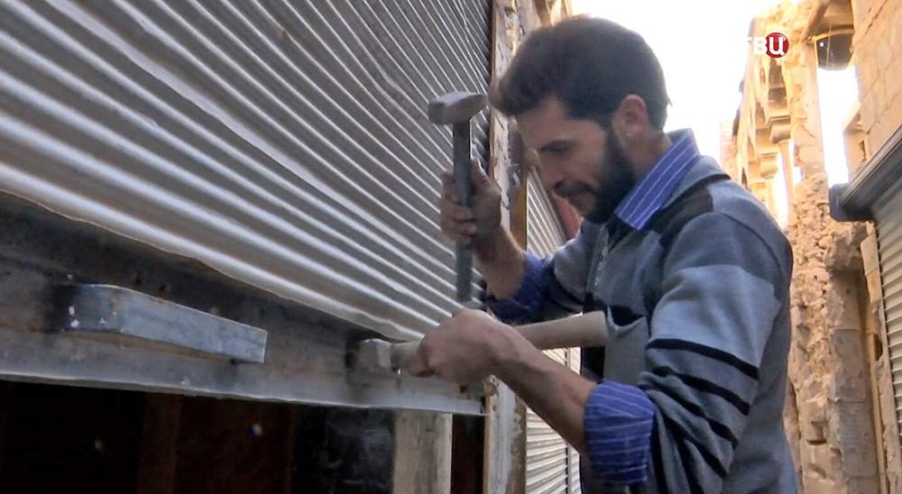 Восстановление Сирии после войны