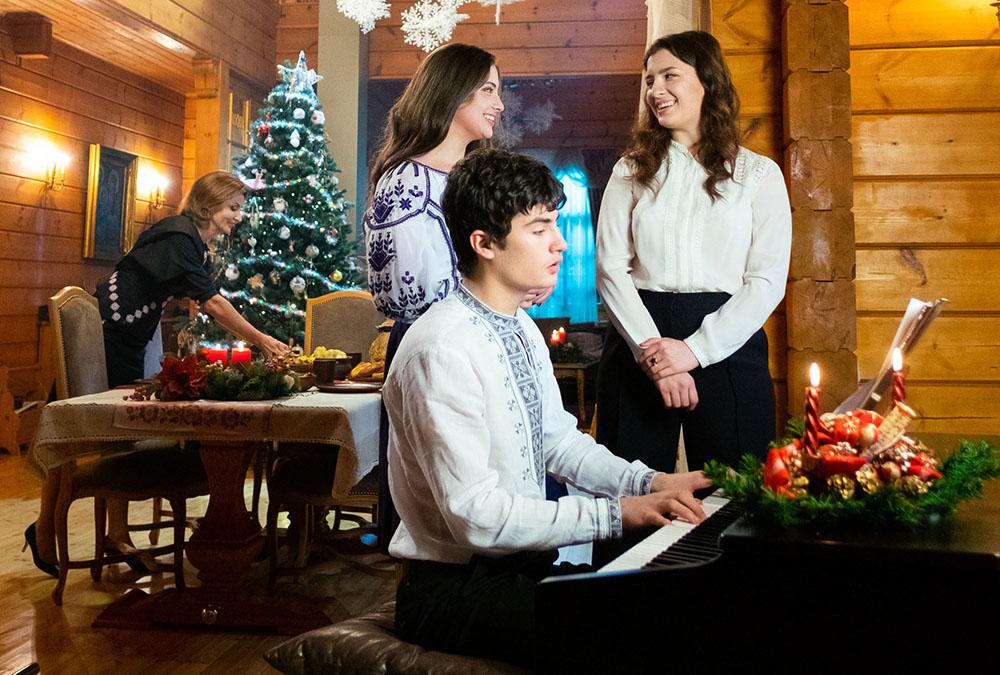 Поздравления петра порошенко с рождеством